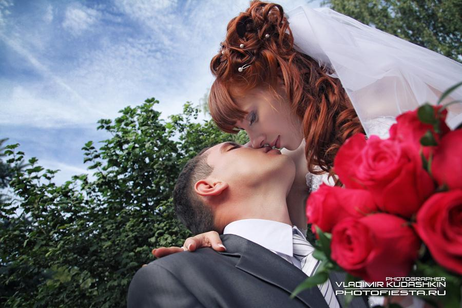 Вы просматриваете изображения у материала: Владимир Кудашкин, свадебный фотограф