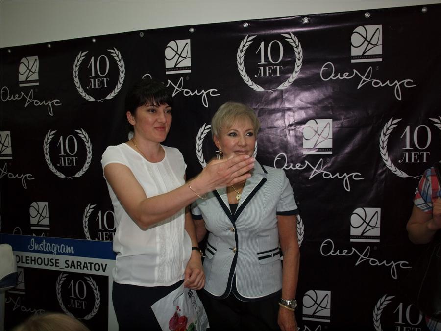 Вы просматриваете изображения у материала: ОлеХаус Саратов -10 лет - фотоотчет!