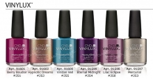 Почувствуйте магию осени с блестящей коллекцией Nightspell от CND!