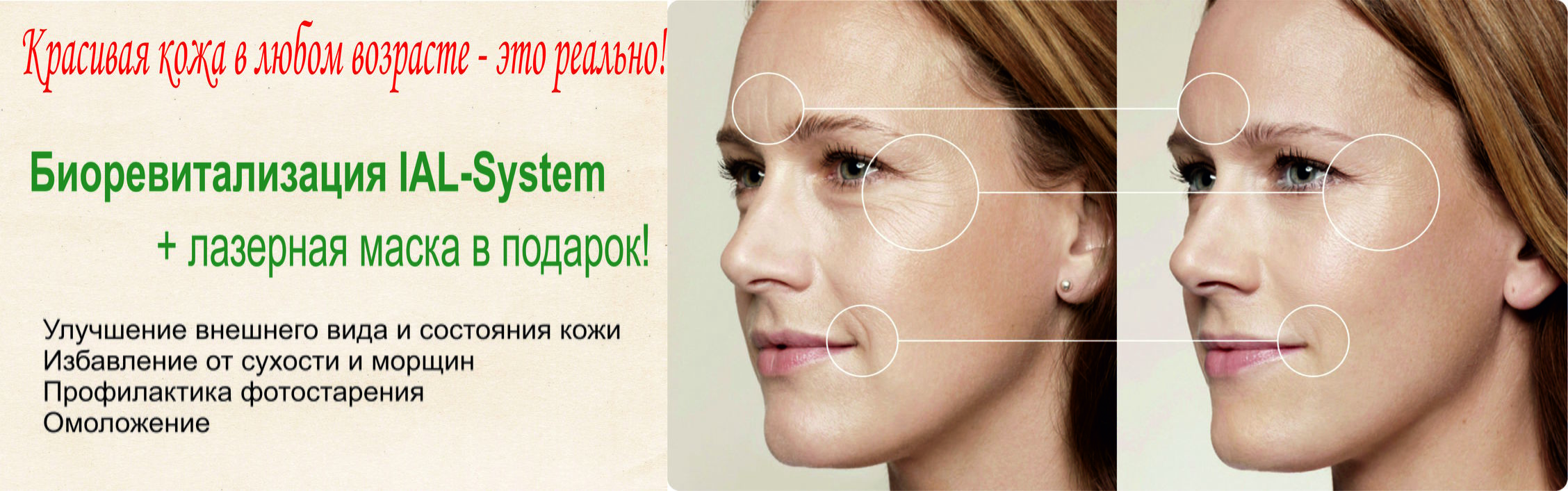 Beauty Science IAL system