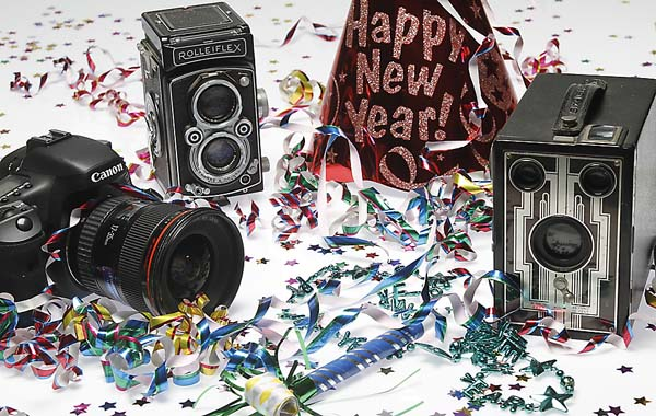 организация нового года 2012