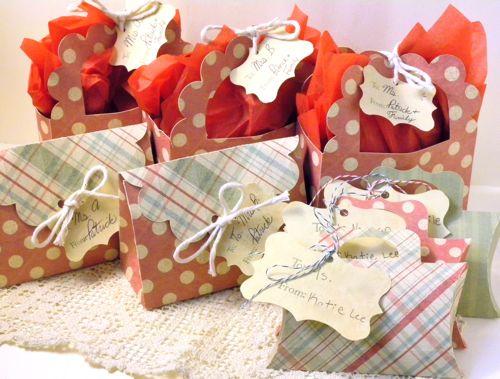 подарки сделанные своими руками