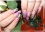 Мастер-класс: Розы в букете, студия ногтевого дизайна ЭСТЕТИКА