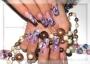Мастер-класс: Цветочный экспресс, студия ногтевого дизайна ЭСТЕТИКА