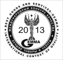 VETROV STUDIO - золотая медаль ГЕММА
