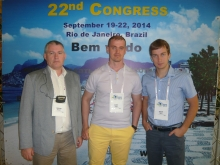 Врач Омега Клиник – участник медицинского конгресса в Бразилии!